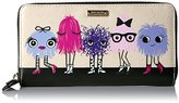 Kate Spade Imagination Monster Party Lacey Wallet
