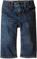 Ralph Lauren Slim Fit Denim in Bank Wash Boy's Jeans