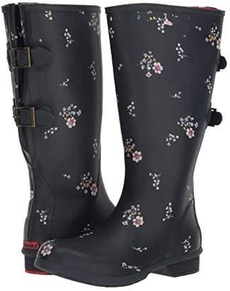 Chooka Versa Shea Rain Boot (Navy) Women's Rain Boots