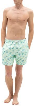 Ambsn Tiki Tiki Board Shorts