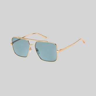 Marc Jacobs The Glitter Pilot Sunglasses