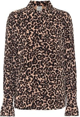 Baum und Pferdgarten Macy leopard-print shirt
