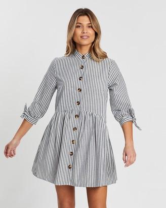 Atmos & Here Melia Shirt Dress