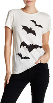 Wildfox Couture Bat Attack Short Sleeve Tee