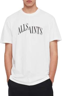 AllSaints Dropout Graphic T-Shirt
