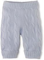 Ralph Lauren Cable-Knit Cashmere Pant