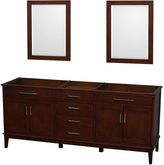 WYNDHAM COLLECTION Wyndham Collection Hatton 80 inch Double BathroomVanity