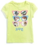 Tommy Hilfiger Little Girl's Sunglasses Tee