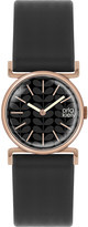 Orla Kiely OK2048 Cecilia leather and stainless steel watch
