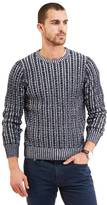 Nautica Plaited Cable Sweater