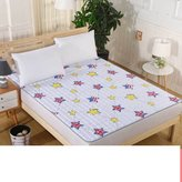 KOJSVCTWQRQOFB All cotton thin mattress/anti-slip mattresses/[ouble],[orm room],protector/being