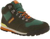Merrell Dark Green Eagle Boots