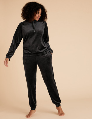 Marks and Spencer Fleece Lounge Cuff Jogger