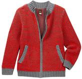 Tea Collection Senjo Zip Sweater (Little Boys & Big Boys)