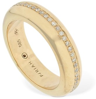 By Pariah 14kt Gold Victoria Diamonds Ring