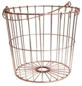 American Atelier Copper Finish Easter Basket