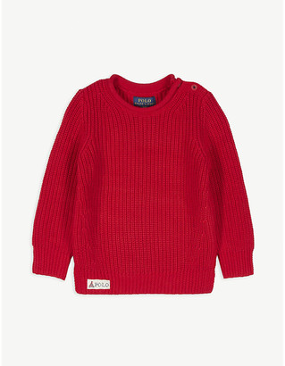 Ralph Lauren Knitted jumper 2-14 years