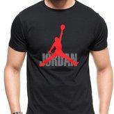 SPORT Jordan Air Jordan vr for Large Black men T shirt