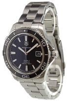 Tag Heuer 'Aquaracer' analog watch