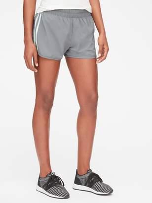 "Gap GapFit 3"" Side-Stripe Running Shorts"