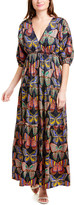 Trina Turk Arco Iris Maxi Dress