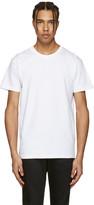 Naked & Famous Denim White Ring-Spun T-Shirt