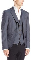 Vivienne Westwood Men's Democrat Waistcoat Jacket