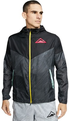 Nike Wild Run Hd Trail Jacket - Men's