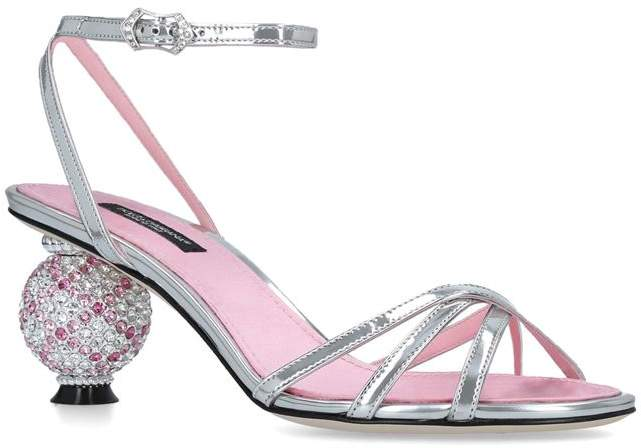 Dolce & Gabbana Keira Sandal Heels 60