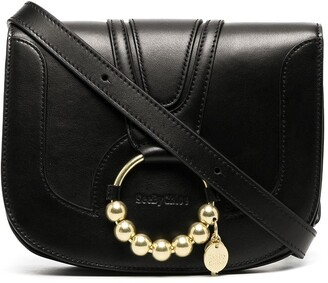 See by Chloe Embellished Leather Crossbody Bag
