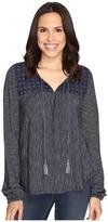 Sanctuary Poetta Knit Top Women's Long Sleeve Pullover