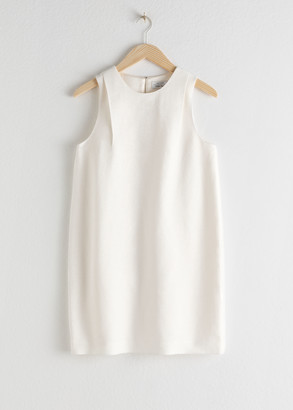 And other stories Mini Shift Dress
