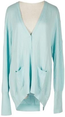 3.1 Phillip Lim Blue Wool Knitwear for Women