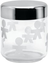 Alessi A di Girotondo Jar with Hermetic Lid, 75 cl, (AKK36)