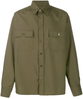 Marni Flap Pocket Shirt