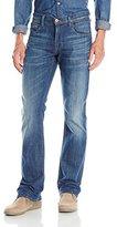 Hudson Men's Clifton 5 Pocket Bootcut Zip Fly Jean