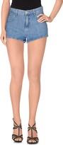Au Jour Le Jour Denim shorts - Item 42539681