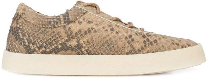 Yeezy Season 6 Crepe sneakers