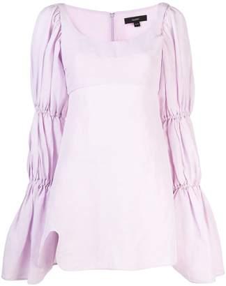 Ellery tiered sleeve mini dress