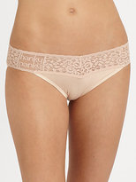 Hanky Panky Lace V-Shaped Bikini