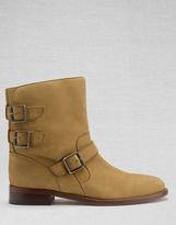 Belstaff Beddington Short Boots Tan