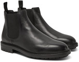 Dolce & Gabbana Full-Grain Leather Chelsea Boots