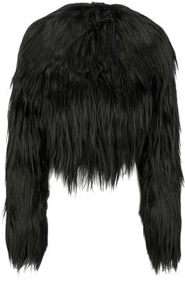 Alaia Fur coat