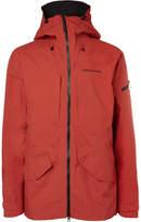 Peak Performance Teton Gore-tex Ski Jacket - Orange