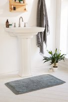 Urban Outfitters Netted Solid Bath Mat
