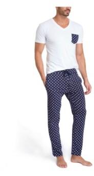 Jared Lang Pajama Set in Gift Box - Bees