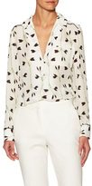 Thakoon Silk Front Button Front Tunic