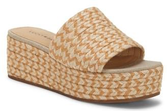 Lucky Brand Befanni Espadrille Wedge Sandal