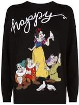 Alice + Olivia Rudy Snow White Sweater