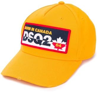 DSQUARED2 DSQ2 baseball hat